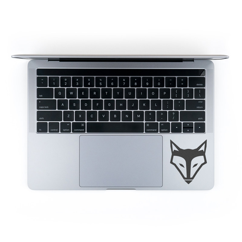 MacBook Decal - Fox