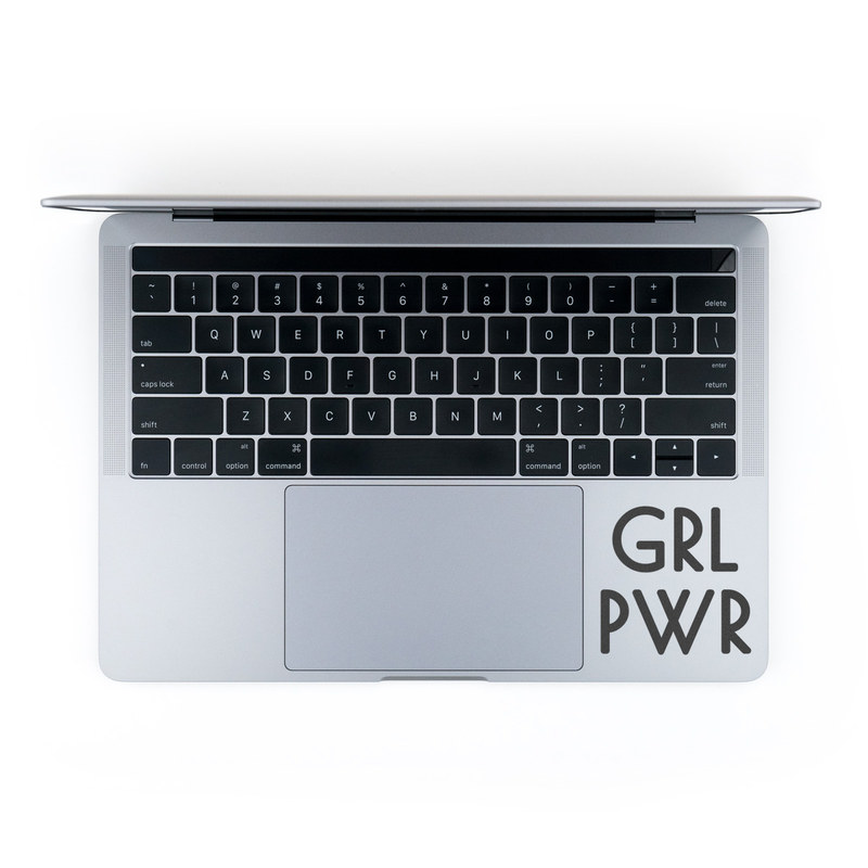 MacBook Decal - Girl Power