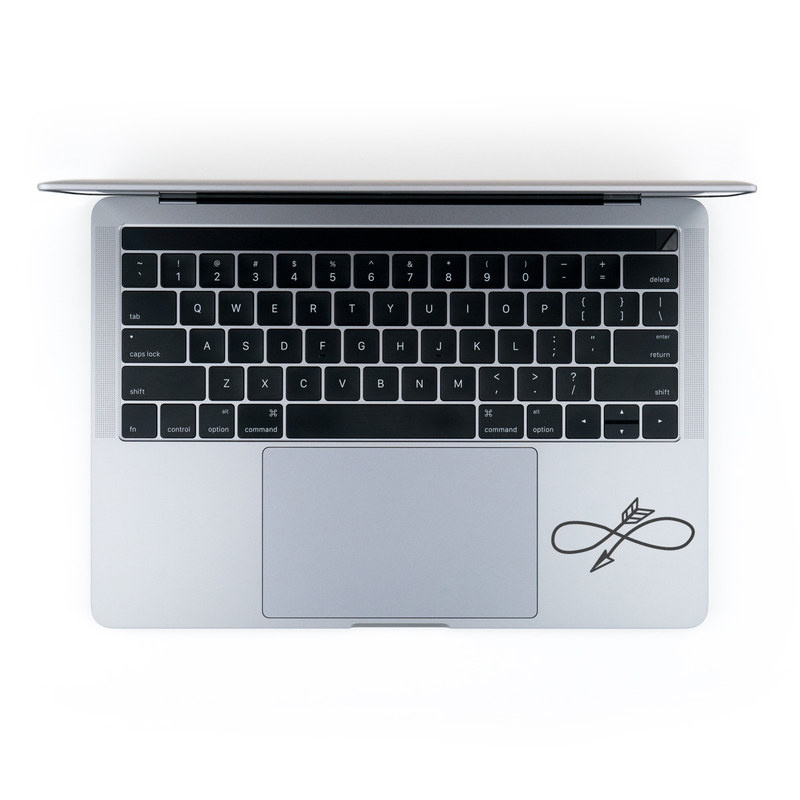 MacBook Decal - Infinity Arrow