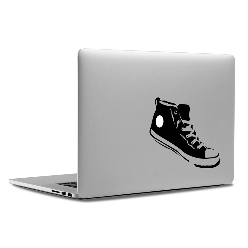 MacBook Decal - Kicks