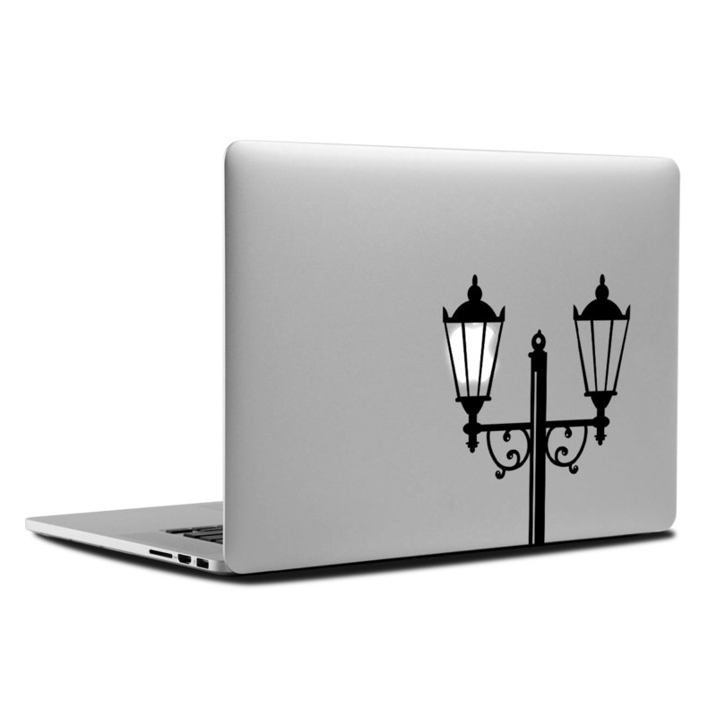 MacBook Decal - Light the Way