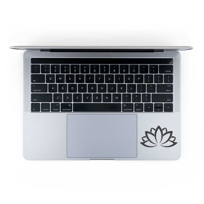 MacBook Decal - Lotus Flower
