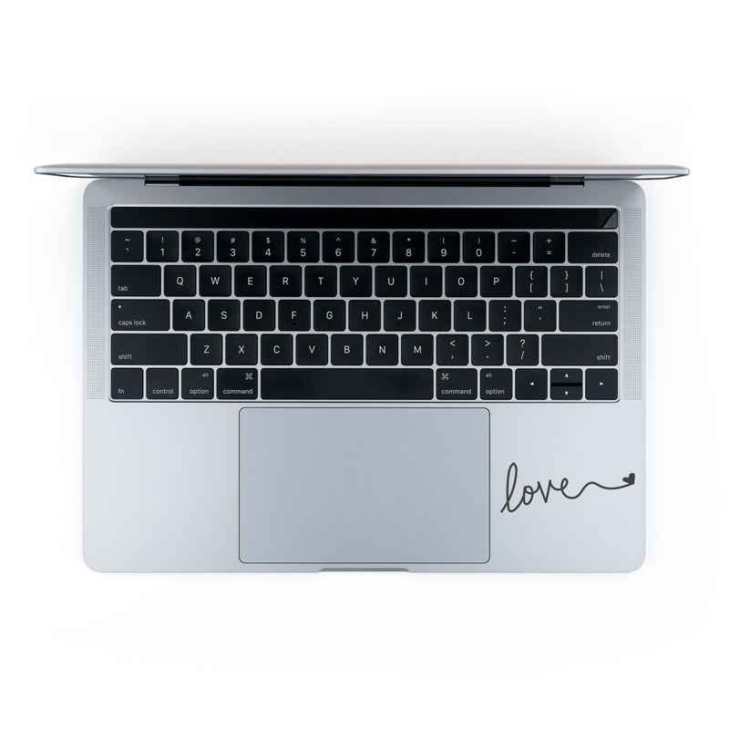 MacBook Decal - Love Me