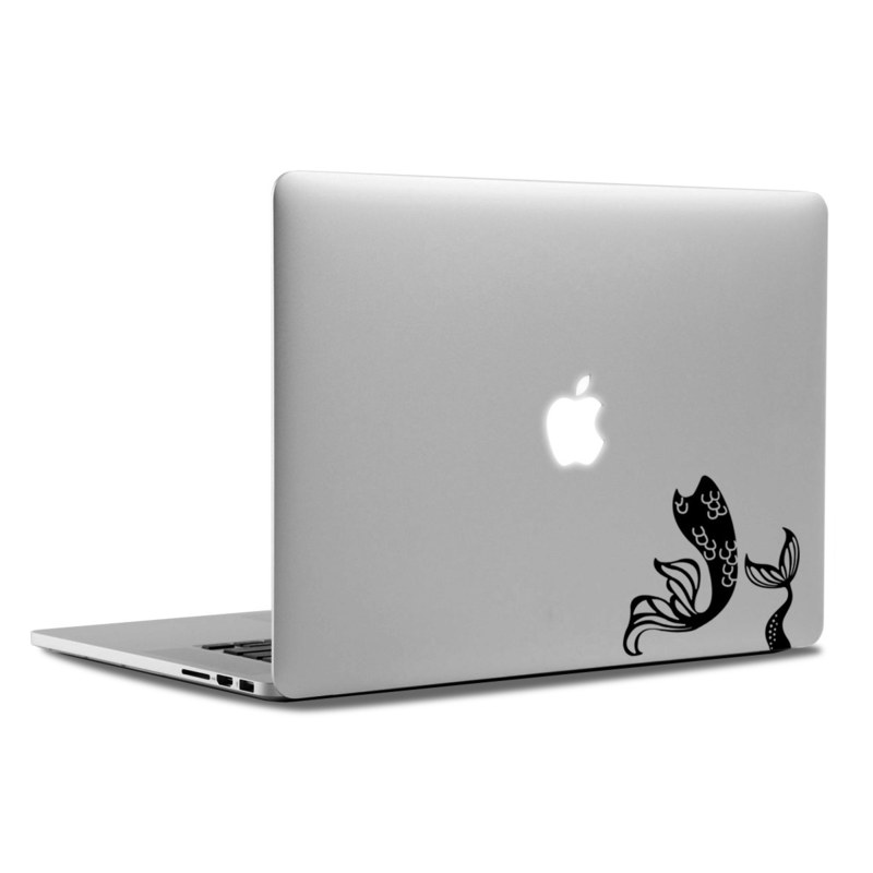 MacBook Decal - Mermaid Tails