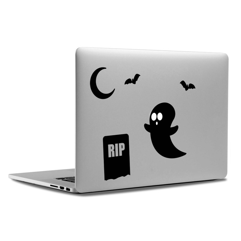 MacBook Decal - Spooky