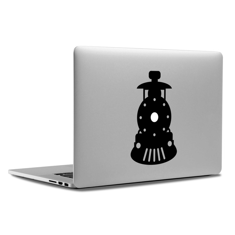 MacBook Decal - Steam Train