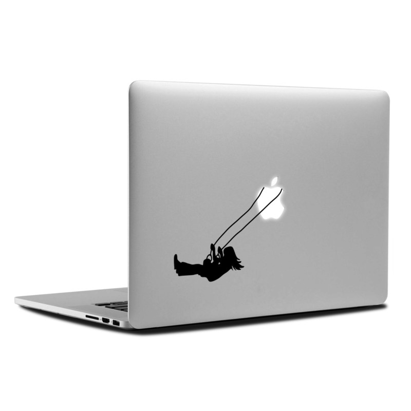 MacBook Decal - Swing