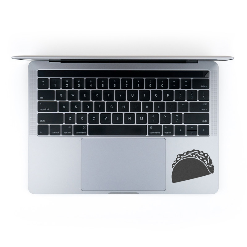 MacBook Decal - Taco Time