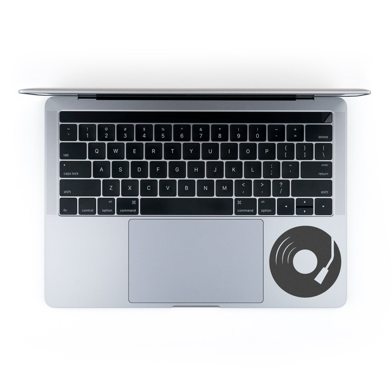 MacBook Decal - Vinyl Record