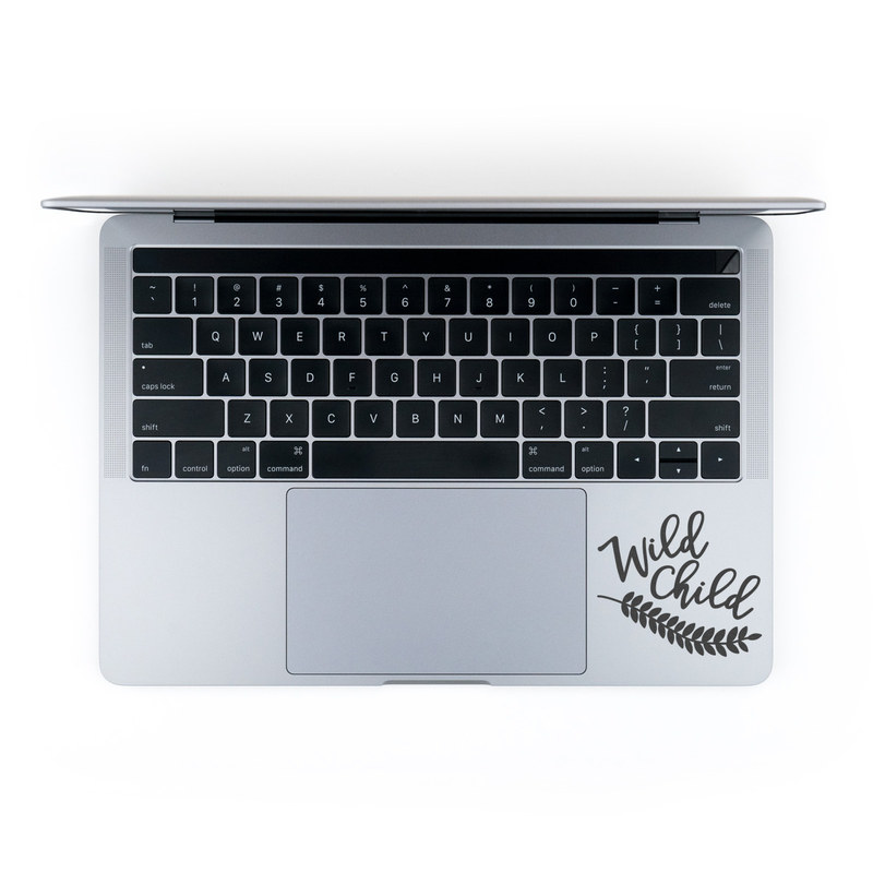 MacBook Decal - Wild Child