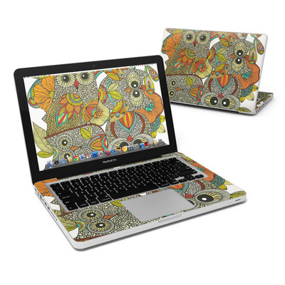 MacBook Pro 13in Skin - 4 owls