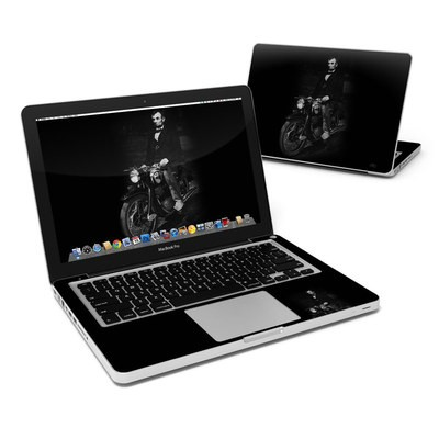 MacBook Pro 13in Skin - Abe