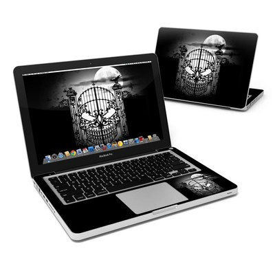 MacBook Pro 13in Skin - Abandon Hope