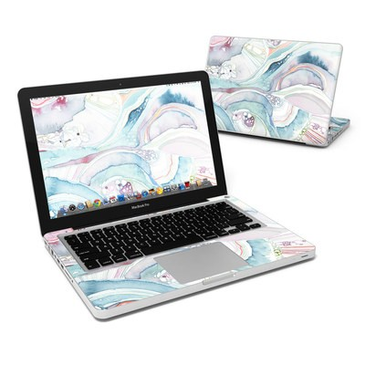 MacBook Pro 13in Skin - Abstract Organic