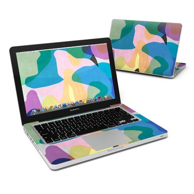 MacBook Pro 13in Skin - Abstract Camo