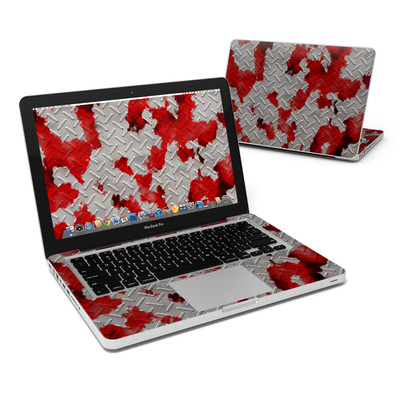 MacBook Pro 13in Skin - Accident