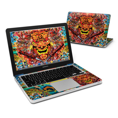 MacBook Pro 13in Skin - Asian Crest