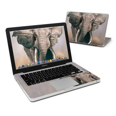 MacBook Pro 13in Skin - African Elephant