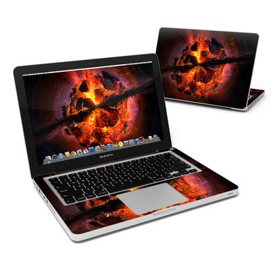 MacBook Pro 13in Skin - Aftermath