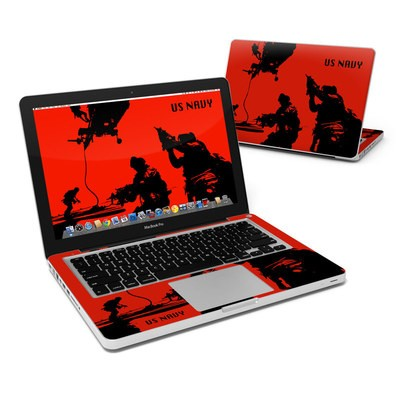 MacBook Pro 13in Skin - Airborne