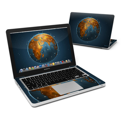 MacBook Pro 13in Skin - Airlines