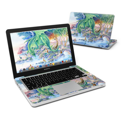 MacBook Pro 13in Skin - Of Air And Sea