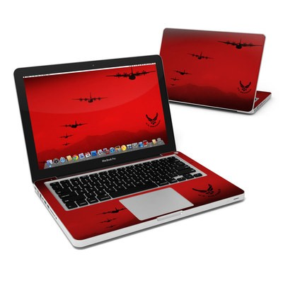 MacBook Pro 13in Skin - Air Traffic