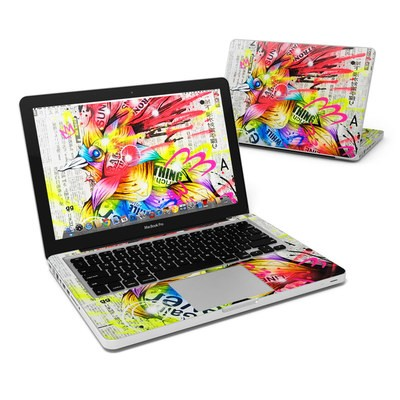 MacBook Pro 13in Skin - Akaitori