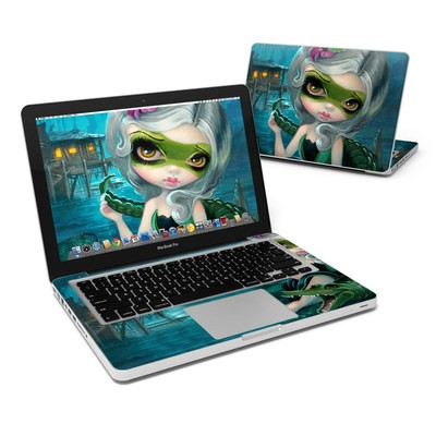 MacBook Pro 13in Skin - Alligator Girl
