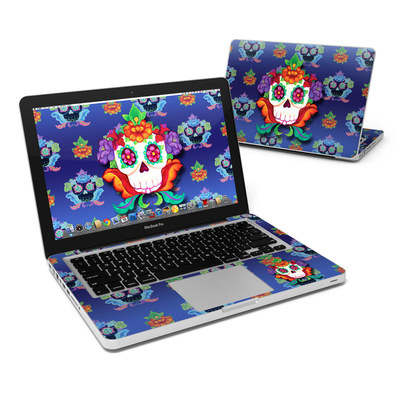 MacBook Pro 13in Skin - Altar Skull