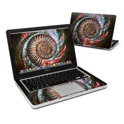 MacBook Pro 13in Skin - Ammonite Galaxy