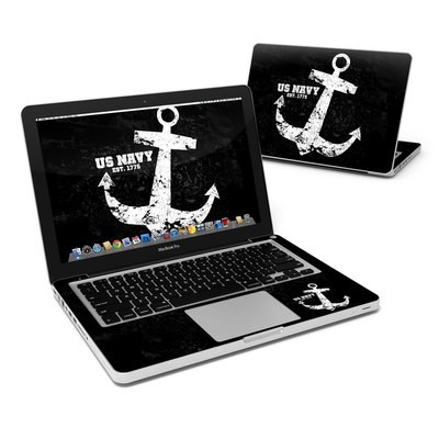MacBook Pro 13in Skin - Anchor