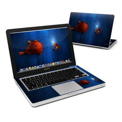 MacBook Pro 13in Skin - Angler Fish