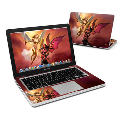 MacBook Pro 13in Skin - Angel vs Demon