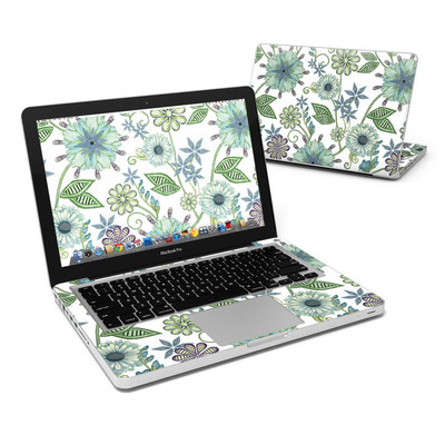 MacBook Pro 13in Skin - Antique Nouveau