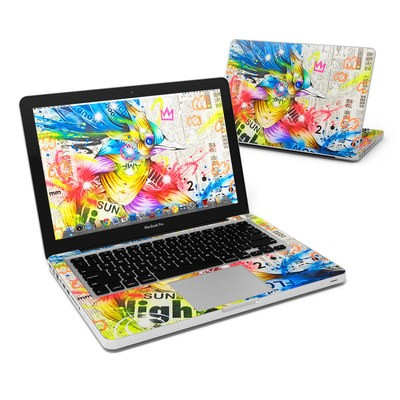 MacBook Pro 13in Skin - Aoitori