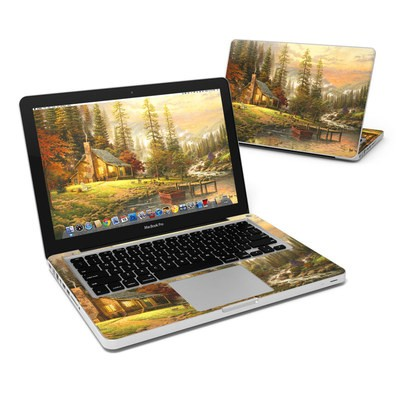 MacBook Pro 13in Skin - A Peaceful Retreat