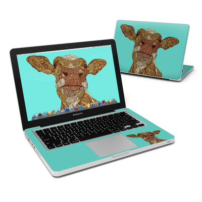 MacBook Pro 13in Skin - Arabella