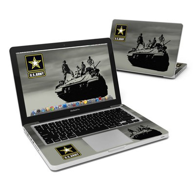 MacBook Pro 13in Skin - Army Troop
