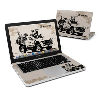 MacBook Pro 13in Skin - Artillery