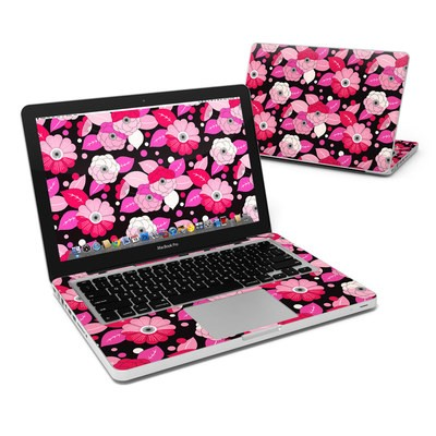 MacBook Pro 13in Skin - Asiana Blossoms