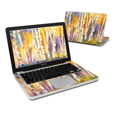 MacBook Pro 13in Skin - Aspens