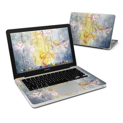 MacBook Pro 13in Skin - Aspirations