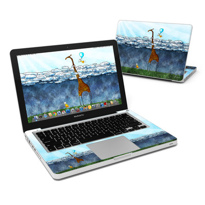 MacBook Pro 13in Skin - Above The Clouds