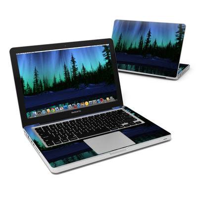 MacBook Pro 13in Skin - Aurora