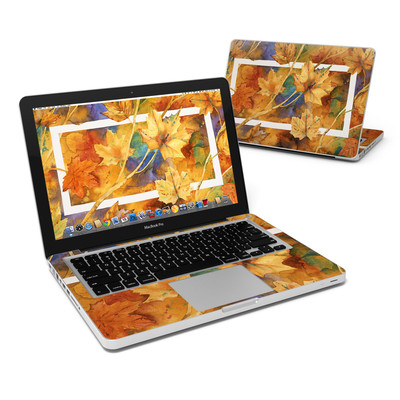 MacBook Pro 13in Skin - Autumn Days