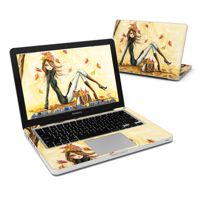 MacBook Pro 13in Skin - Autumn Leaves