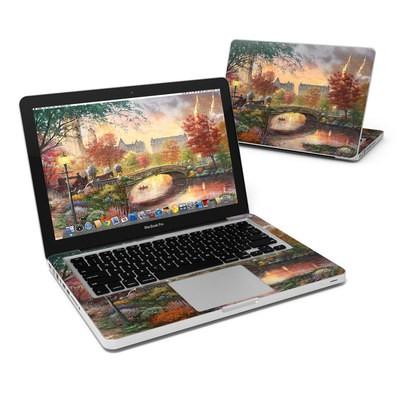 MacBook Pro 13in Skin - Autumn in New York