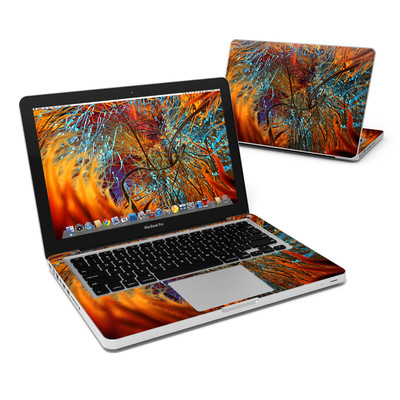 MacBook Pro 13in Skin - Axonal