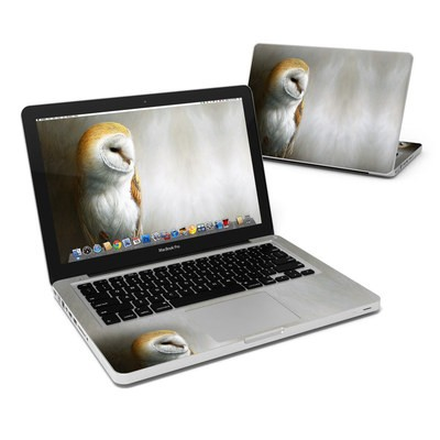 MacBook Pro 13in Skin - Barn Owl